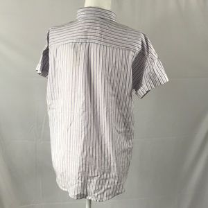 Levi's Tops - Levi's- NWT Striped cotton button-up shirt, size S